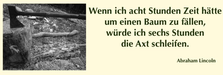 Lincoln_Axt schleifen