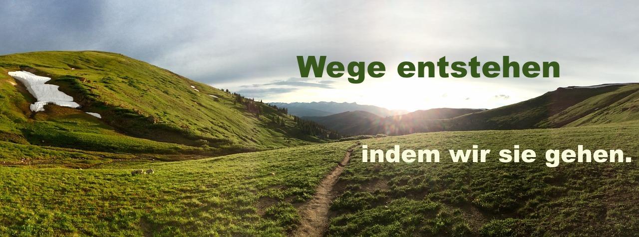 Wege_gehen